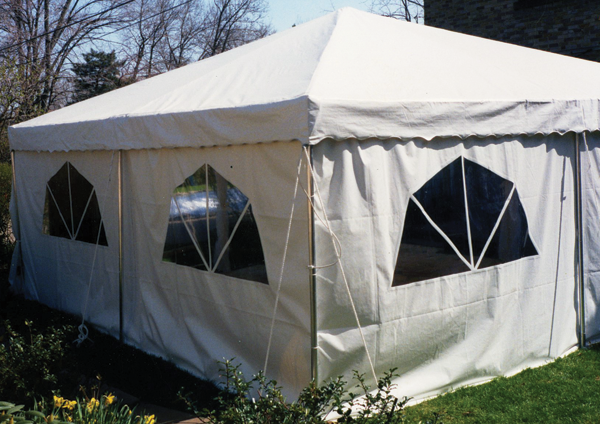 Custom Canvas - Free Standing Tents
